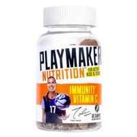 Playmaker Nutrition Immunity Vitamin C Gummies for Teens