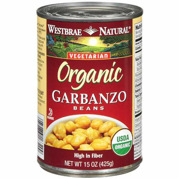Westbrae Natural Vegetarian Organic Garbanzo Beans
