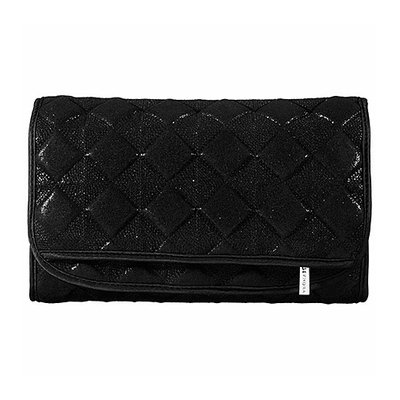 SEPHORA COLLECTION Quilted Bag Collection - Black Small Hanging Travel Case