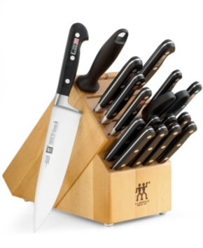 Zwilling J.a. Henckels Zwilling J.A. Henckels Pro S 18 PC Block Set