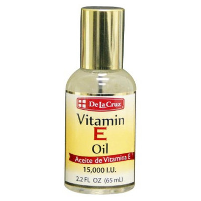 Midway De La Cruz Vitamin E Oil - 2.2 oz