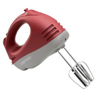 Chefman Rubberized Hand Mixedr - Red