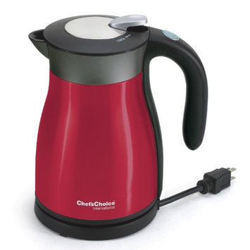 ChefsChoice Vacuum Electric Kettle, 1.5-liter, 692