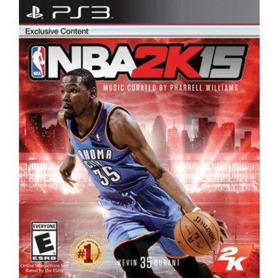 2K Sports NBA 2K15 (PlayStation 3)