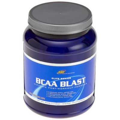SNI BCAA Blast, Watermelon, 17.6-Ounce Jar