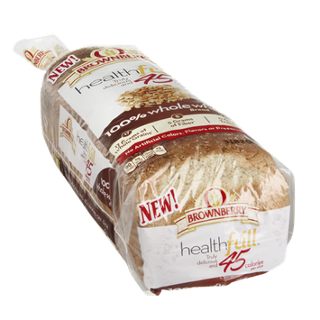 Brownberry Health Full Bread 100% Whole Wheat