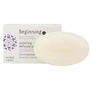 beginning by Maclaren Soothing Delicate Soap