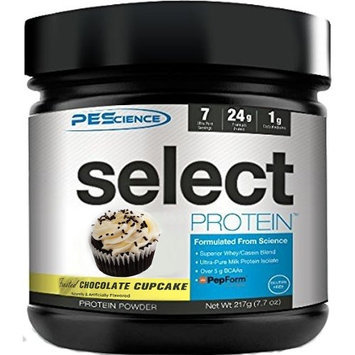 PEScience Select Protein, Chocolate Cupcake, 7 Servings