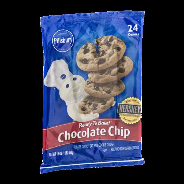 Pillsbury Ready to Bake! Chocolate Chip Cookie Dough