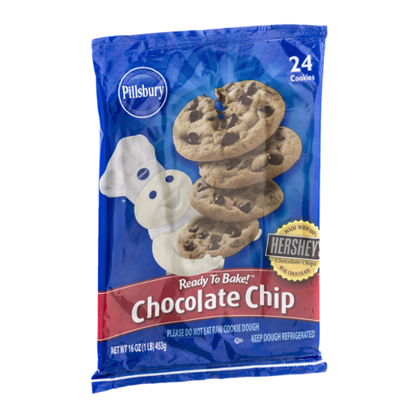 Pillsbury ready to bake chocolate chip cookie dough for Atkins cuisine all purpose baking mix where to buy