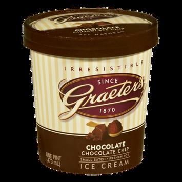 Graeter's Chocolate Chocolate Chip Ice Cream