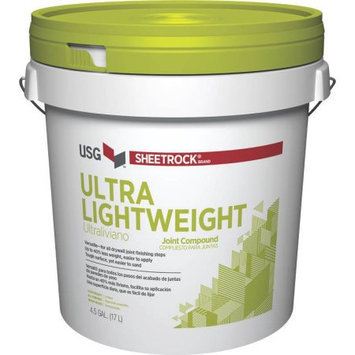 SHEETROCK Brand 4.5-Gallon Premixed Lightweight Drywall Joint Compound 381903