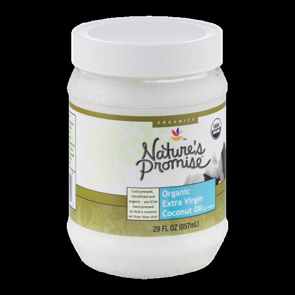 Nature's Promise Organics Organic Extra Virgin Coconut Oil