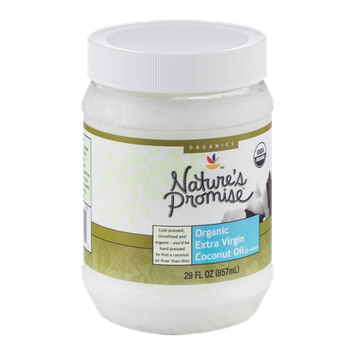 Nature's Promise Organics Organic Extra Virgin Coconut Oil
