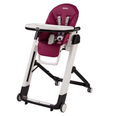 Siesta High Chair - Berry by Peg Perego