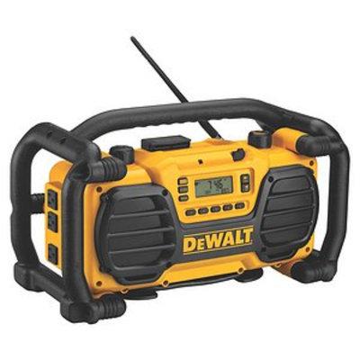 Dewalt 9.6 To 18 Volt Charger & Radio DC012