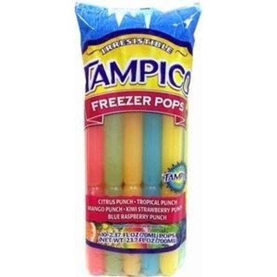 Tampico Freezer Pops 10 2.57 Pops (Pack of 6)