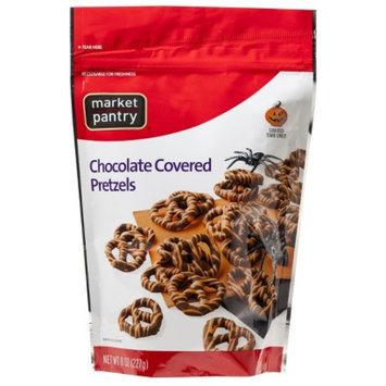 market pantry Target Exclusive Market Pantry Halloween Chocolate Covered Pretzels 8