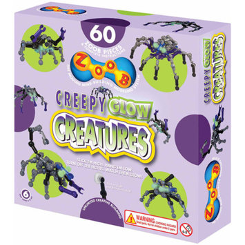 Alex Brands ZOOB 0Z14003 ZOOB Creepy Glow Creatures