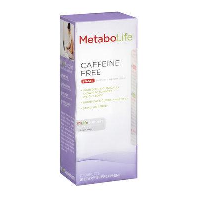Metabolife Caffeine Free Stage 1 Caplets