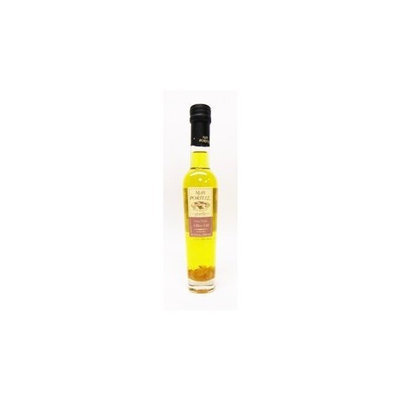 Casa Pons Mas Portell Infused Extra Virgin Olive Oil w/ Garlic 8.5 oz