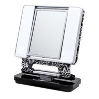 Ottlite Ott-lite Natural Daylight Makeup Mirror, Blk/white/chrome (26 Watt)