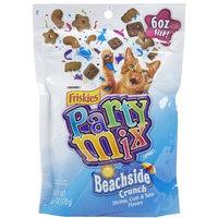 Friskies® Cat Supplies Party Mix Beachside Crunch