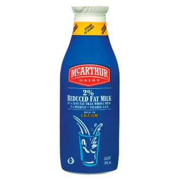 McArthur Dairy 2% Milk 1 qt