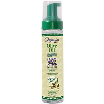 Africa's Best Africas Best Org Olive Oil Foam Wrap Lotion 8.5oz