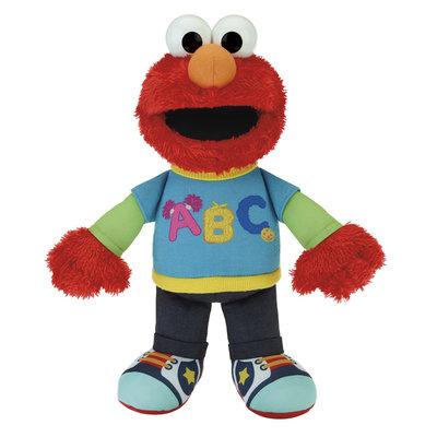 Hasbro Playskool Sesame Street Talking ABC Elmo Figure