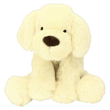 Animal Adventure Sweet Sprouts Plush Dog - Ivory