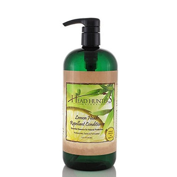 Head Hunters Naturals Lemon Heads Repellant Conditioner - 32oz (32oz)