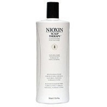 Nioxin System 1 Scalp Therapy for Fine Hair, 25.4 oz