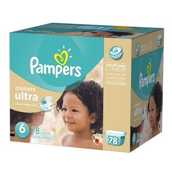 Pampers® Cruisers™ Ultra Diapers Size 6