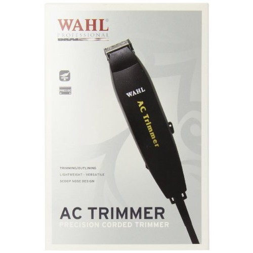 Wahl Professional 8040 Ac Trimmer Precision Corded Trimmer