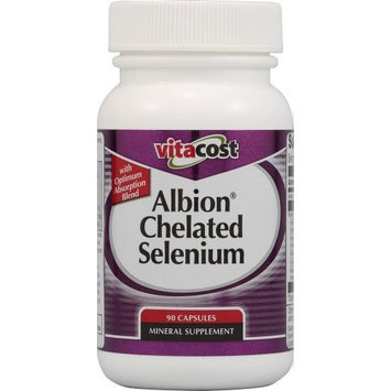 Vitacost Brand Vitacost Complexed Selenium - Albion Selenium Glycinate Complex -- 90 Capsules