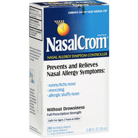 NasalCrom: Allergy Symptom Controller Nasal Spray