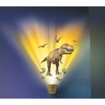 Uncle Milton Wild Walls Dinosaur Expedition Animated Wall Art