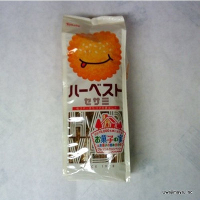 Tohato - Harvest Sesame Crackers (Net Wt. 3.7 Oz.)