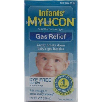 Johnson's® Infants' Mylicon Gas Relief Dye Free Drops