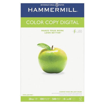 Hammermill Color Copy Digital Paper, 100 Brightness, 28 lb - White