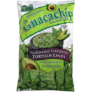 El Sabroso Guacachip Tortilla Chips