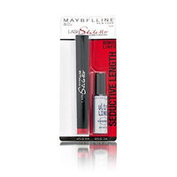 Maybelline Lash Stiletto Ultimate Length Mascara with Bonus Liner