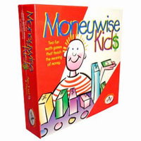 Talicor Family Games Moneywise Kids Board Game