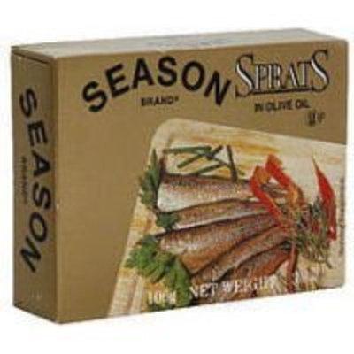 Season Sprats in Olive Oil (Case of 12)