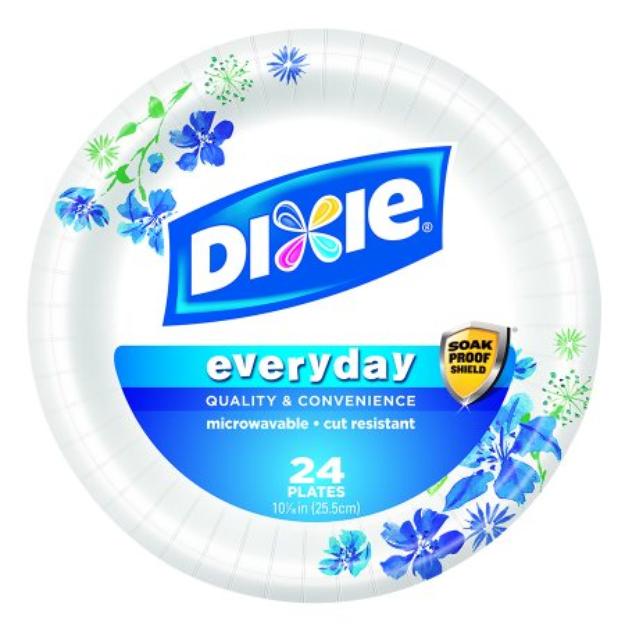 Dixie Heavy Duty Plates