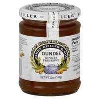 United Natural Trading Co (Hershey Import) James Keiller Preserves, Ginger, 12-Ounce (Pack of 6)