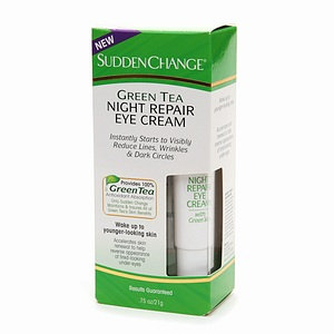 Sudden Change Green Tea Night Repair Eye Cream