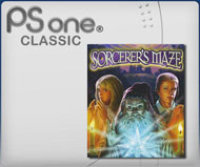 Sony Computer Entertainment Sorcerer's Maze - PSOne Classic DLC