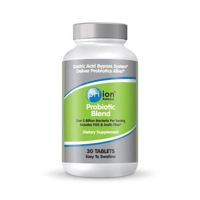 pHion Balance Probiotic Blend, 5 Billion Bacteria - Sold Directly by pHion Balance